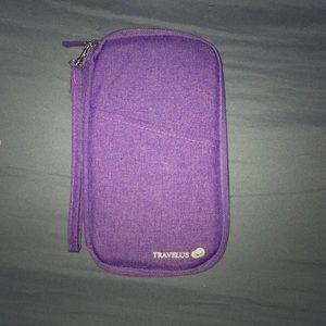 Travelus passport wallet